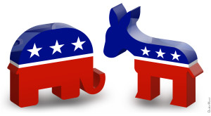 democrat donkey republican elephant