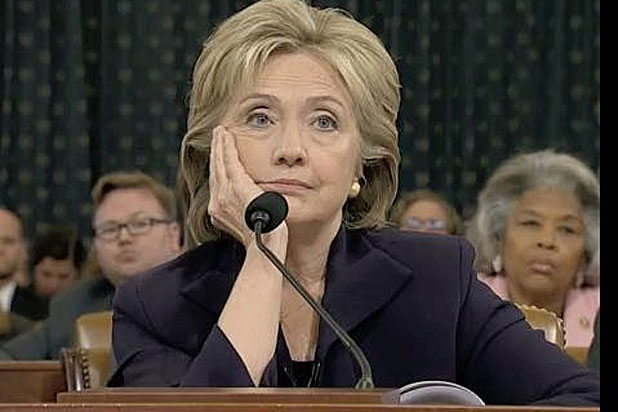 hillary clinton benghazi hearing